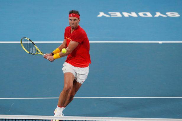 Ve finále ATP Cupu na sebe narazí Srbové se Španěly