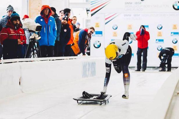 Fernstädtová se v novém roce hledá, v Innsbrucku flirtovala s vyřazením v 1. kole