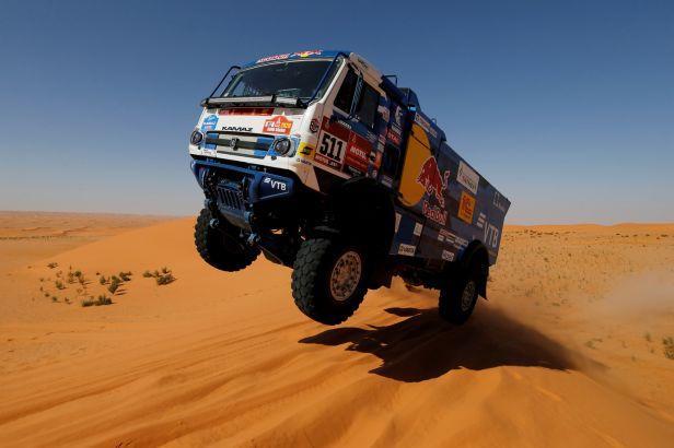 Dakar 2021? Možná zase jen v Saúdské Arábii