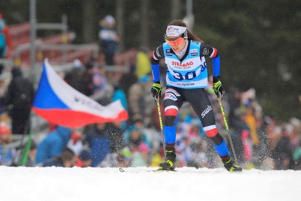 Desátá Razýmová potvrdila v Novém Městě na Moravě skvělou formu, Janatová překvapila 13. místem