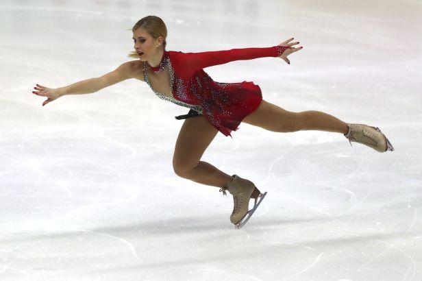 Rusky dominují pořadí po krátkém programu, Březinová je devatenáctá