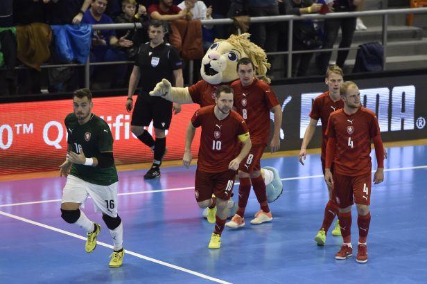 Futsalisté zvládli i další kvalifikační test, nad Rumunskem vyhráli 4:0