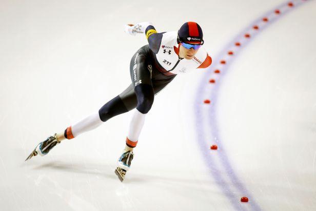 Sáblíková překonala světový rekord, nebyla ale jediná a titul jí unikl