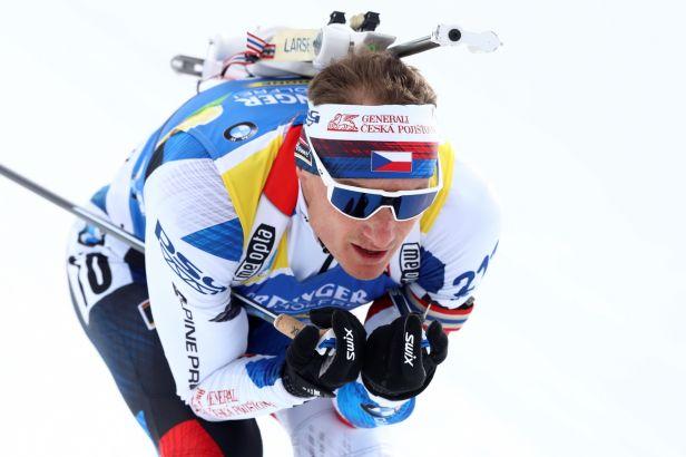Biatlonisty čeká sprint opět jen ve třech, Karlík si odbude premiéru v SP. Těším se, hlásí