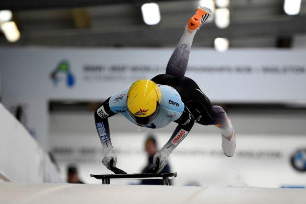 Fernstädtová si v Altenbergu dojela pro sedmé místo, světovou šampionkou je Hermannová
