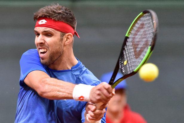 Ve finále Davis Cupu čeká české tenisty Francie a Velká Británie