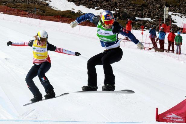 Samková si v Alpách užívá první sníh a chválí úžasné možnosti pro trénink