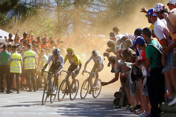 Froome, Thomas i Bernal chtějí zvítězit. Kdo povede Ineos na Tour de France?