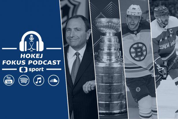 Hokej fokus podcast: V čem budí systém play-off rozpaky a může být z Pastrňáka druhý Ovečkin?