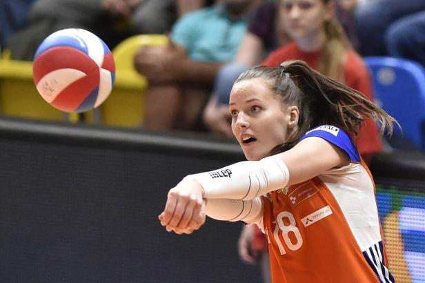 Volejbalistky prohrály v Evropské lize se Španělskem v tie-breaku, titul slaví domácí Bulharky