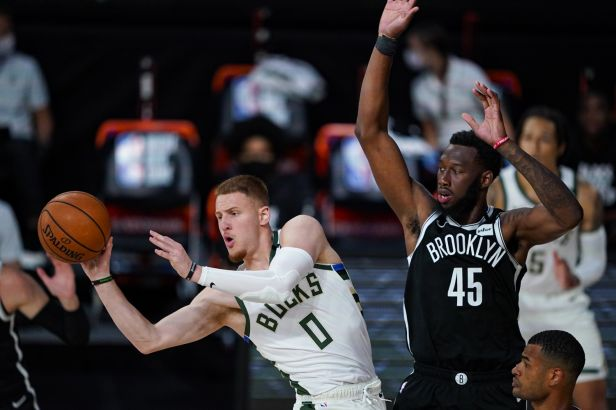 Milwaukee v Orlandu podruhé v řadě prohrálo, lídr NBA nestačil na Brooklyn