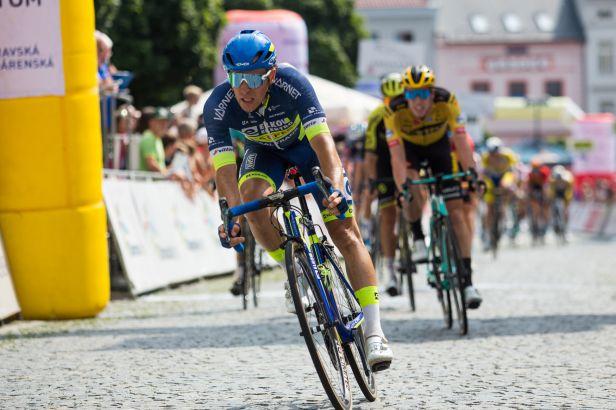 Ťoupalík uzavřel Czech Cycling Tour na bedně a celkově skončil čtvrtý, vyhrál Howson