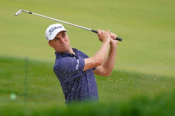 Na golfovém US Open vede Thomas. V zádech má ale trio pronásledovatelů
