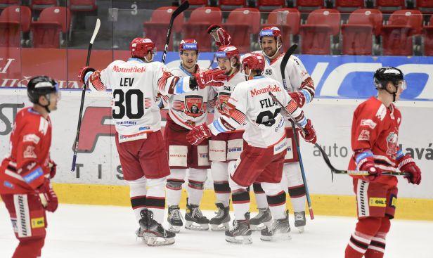 Hradec Králové v sezoně porazil Olomouc i počtvrté
