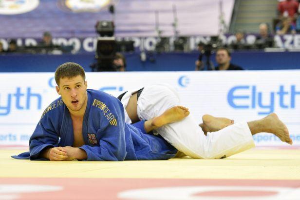 O jedinou českou výhru na Grand Slamu v Budapešti se zasloužil Petr