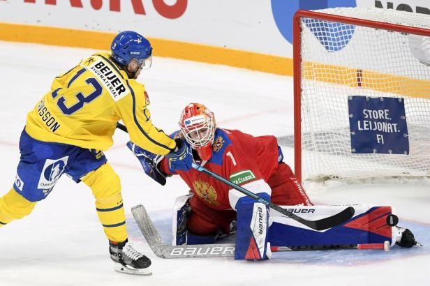 Askarov pomohl mladé sborné k výhře nad Švédskem po nájezdech
