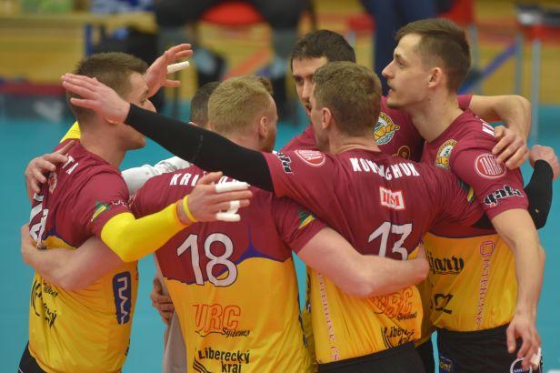 Liberec potvrdil úspěšnost v Českém poháru a po výhře nad Karlovarskem se raduje z dalšího triumfu