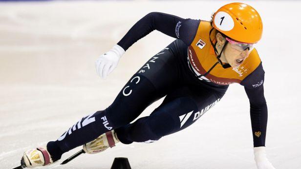 Nejlepší český výkon na MS v short tracku předvedla Vaňková. Na patnáctistovce byla dvanáctá
