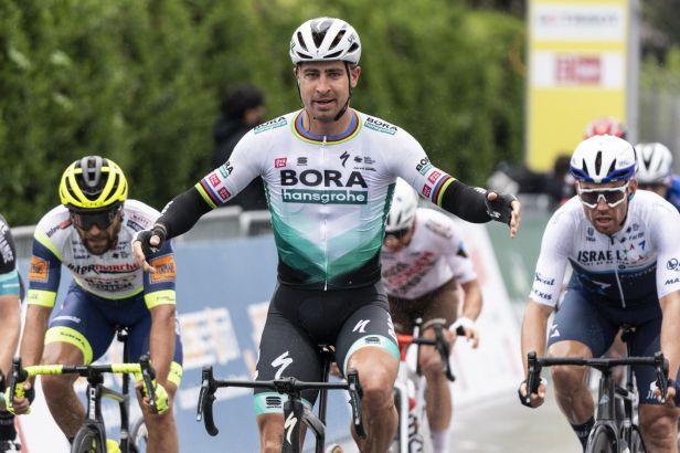 Sagan dominoval na společném mistrovství, titul MČR bere poprvé v kariéře Kukrle