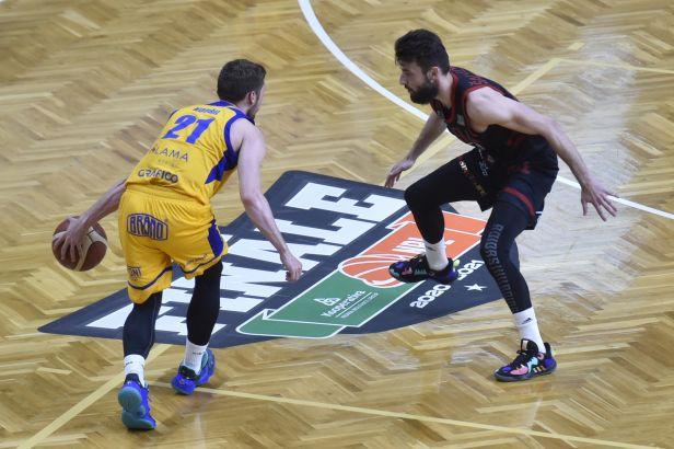Basketbalová liga věří, že covid tentokrát už baráž nezruší