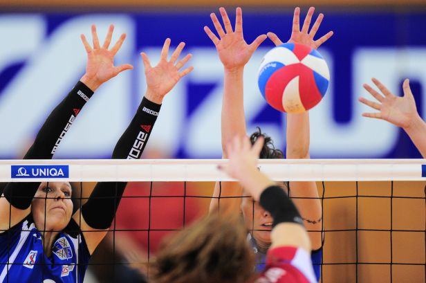 Chorvatské volejbalistky jsou ve finále Evropské ligy. Češky čeká souboj s Bulharkami