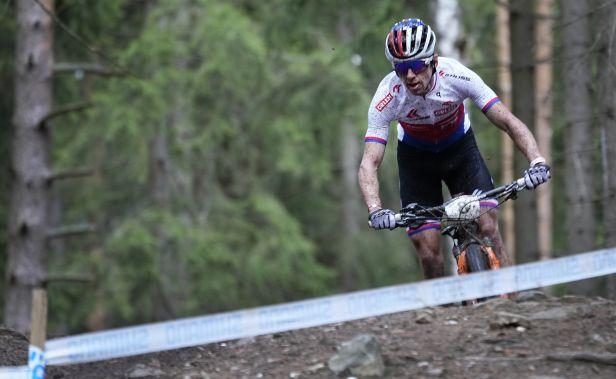 Biker Cink má formu. V short tracku útočil a skončil třetí, Čábelická byla desátá