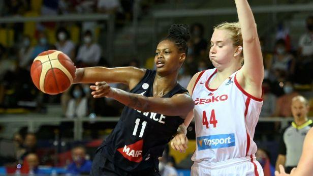 Místo výhry výprask od Chorvatek a basketbalistky na ME končí