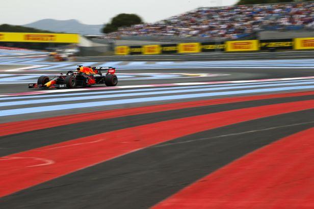 Verstappen s přehledem zvládl kvalifikaci na GP Francie