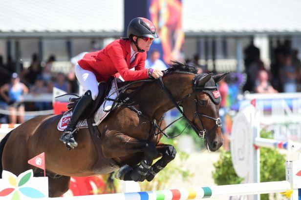 Tretera byl na Grand Prix v Olomouci třetí, vyhrála Němka Spreheová