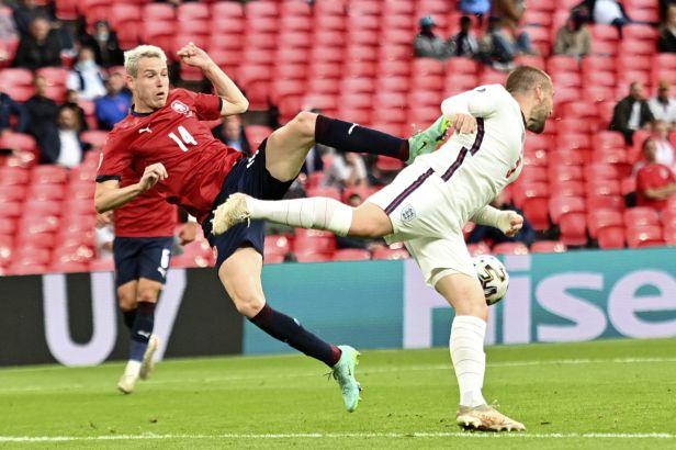 Angličané udrželi kouzlo Wembley, čeští fotbalisté na Euru poprvé padli