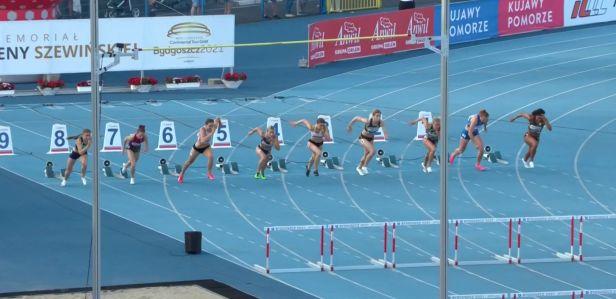 Memoriál Ireny Szewinské ovládl na stovce Leotlela, Mbomaová zaběhla čtvrtku pod 49 sekund