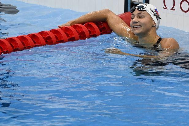 Seemanová vylepšila národní rekord a poplave finále olympijské dvoustovky