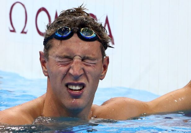 Micka si finále na osmistovce nezaplave. Skončil hluboko v poli poražených