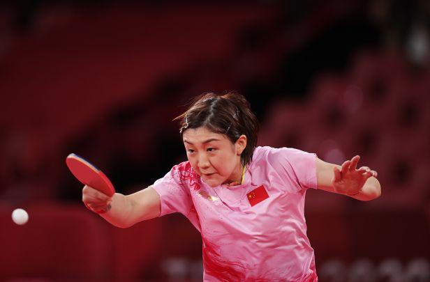 Čínské finále ve stolním tenise opanovala Čchen Meng, bronz brala Japonka Itóová