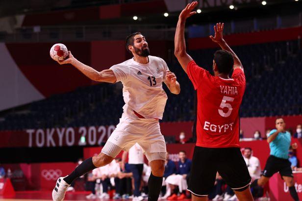 Francie si poradila s novou generací Egypťanů a počtvrté v řadě je ve finále Her