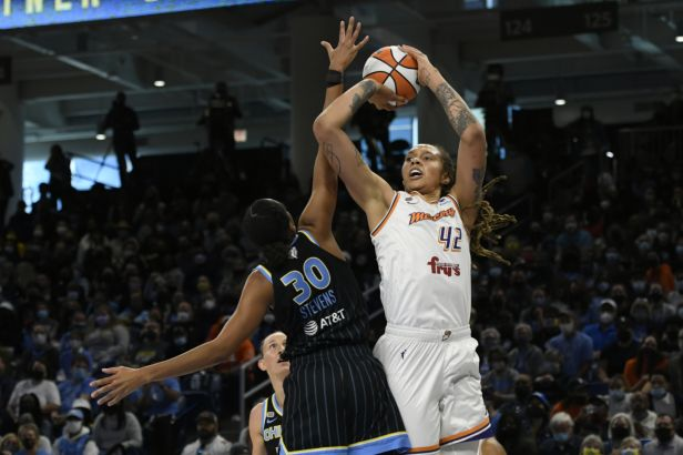 WNBA vyhrály poprvé basketbalistky Chicaga Sky