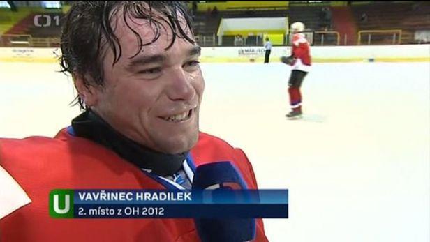 Čeští vodáci v exhibičním hokejovém utkání porazili Slováky 10:6