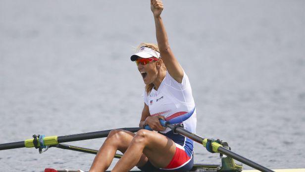 Sportovec roku - profil Mirky Knapkové