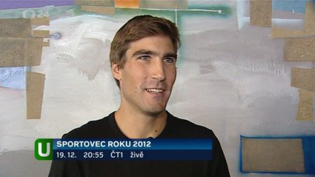 Sportovec roku - profil Davida Svobody