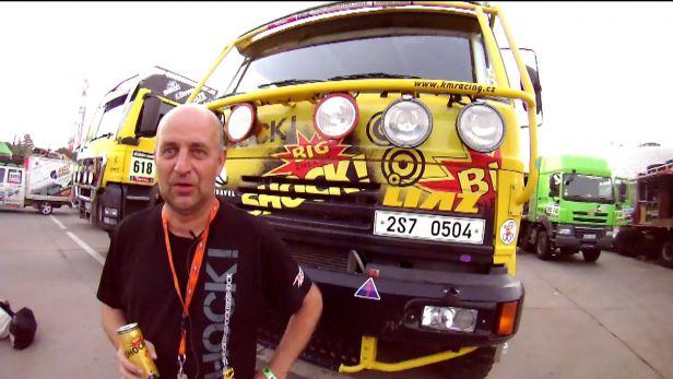 Vlastimil Vildman hodnotí Rallye Dakar
