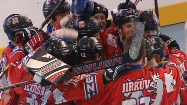 In-line hokejisté získali pro Česko druhou medaili