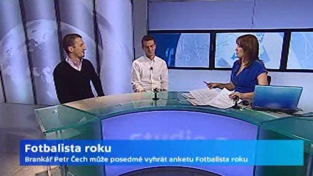 Před vyhlášením Fotbalisty roku: Vladimír Darida a Ondřej Lípa