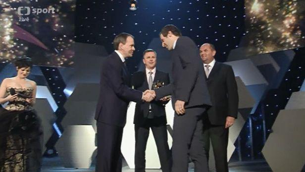 Fotbalistou roku 2013 se stal Petr Čech