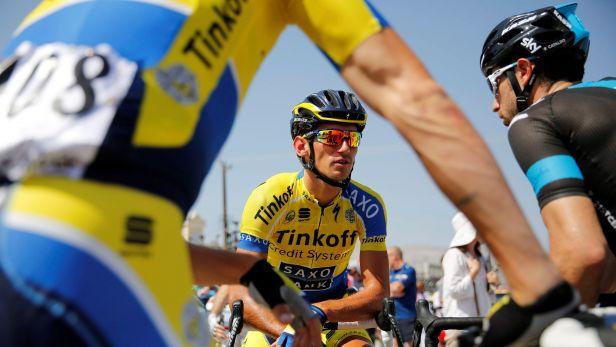 Kreuziger se ve Švýcarsku posunul na osmé místo, třetí etapu ovládl Sagan