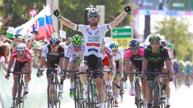 Čtvrtou etapu Kolem Švýcarska ovládl Cavendish, Kreuziger zůstává osmý
