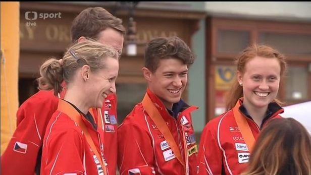 Čeští běžci získali dvě bronzové