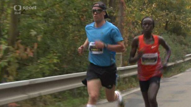 V běhu okolo Brněnské přehrady dominovali keňští běžci