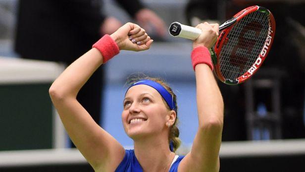 Češky jsou znovu ve finále Fed Cupu. Na domácí půdě se postaví Rusku