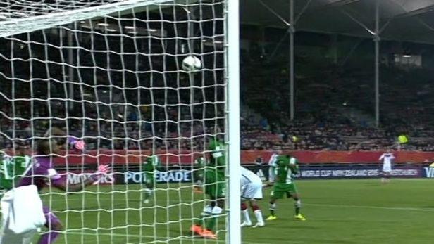 Němci jsou ve čtvrtfinále, Nigérii porazili 1:0