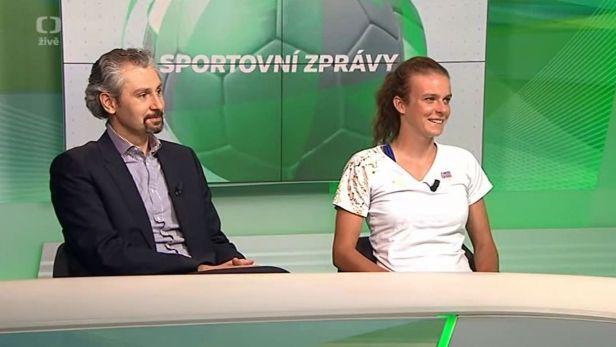Olympiáda dětí a mládeže dává zájemcům zažít pocity sportovce, říká Šuman